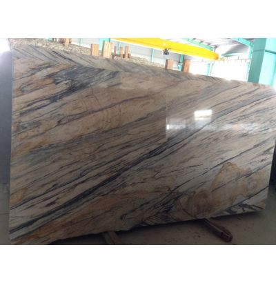 Da hoa cuong Marble Golden Brown