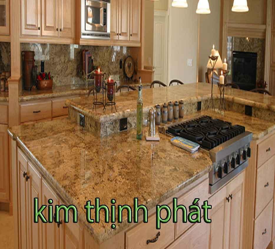 đá hoa cương bếp 338
